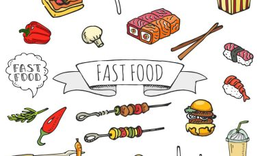 fastfood snack