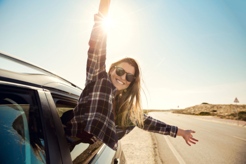 vrijheid auto