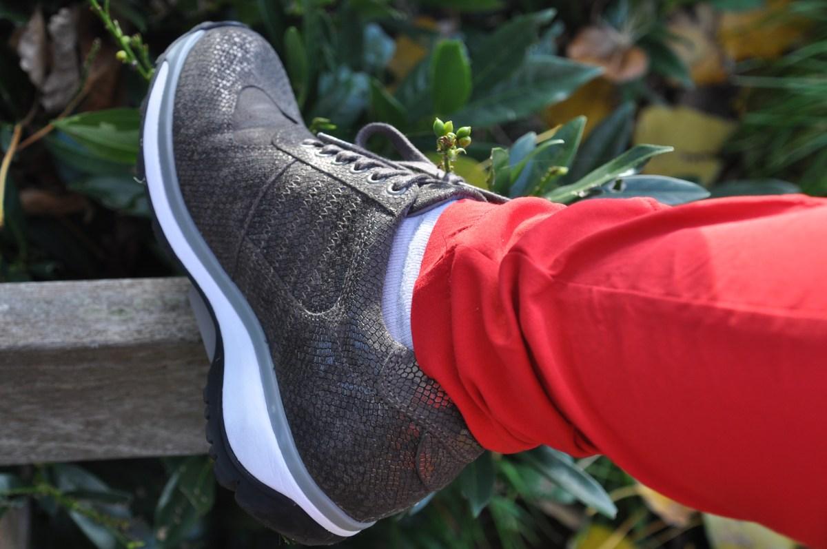 OOTD: Mijn ervaring met de Xsensible Stretchwalker sneakers