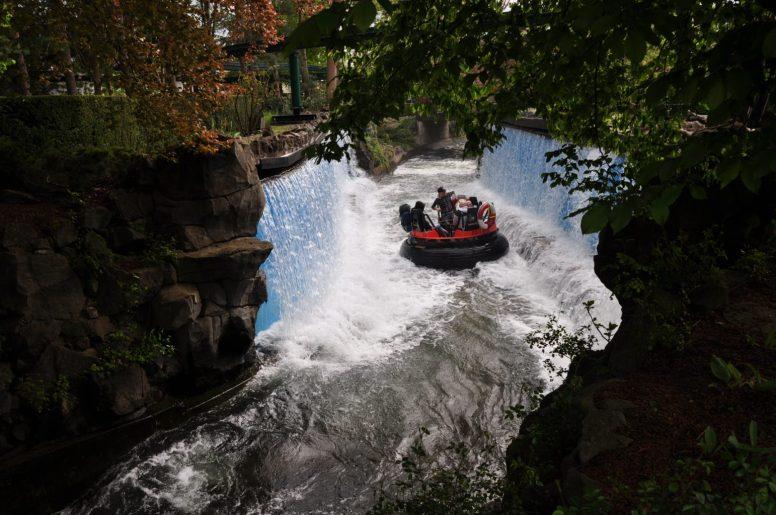 europapark ervaring wildwaterbaan