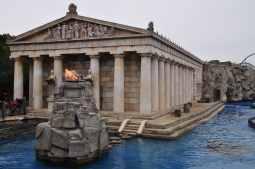 europapark ervaring griekenland