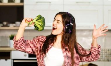 zingen in de keuken