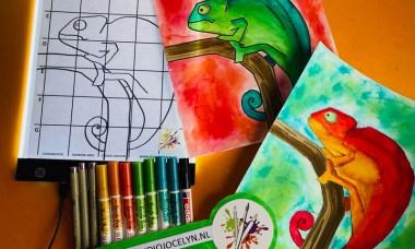 studio jocelyn online tekenlessen