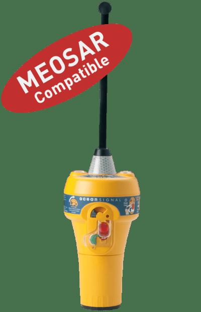 Ocean Signal E100G EPIRB GPS + Custodia e sgancio idrostatico