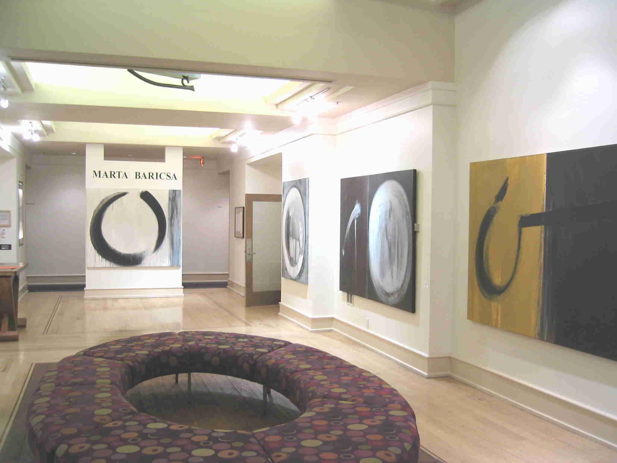 Marta Baricsa exhibition
