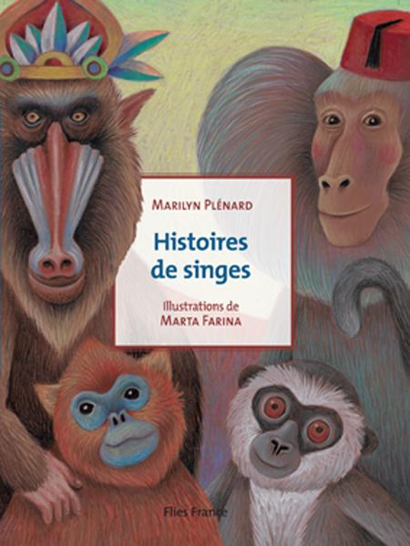 HISTOIRES DES SINGES Flies France (France, 2018)