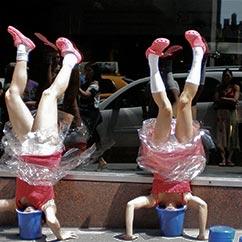 corpo insolito seminario danza