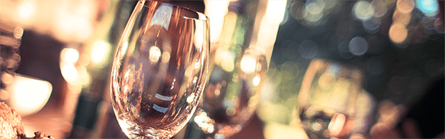 kieliszek do wina szampana impreza sylwestra