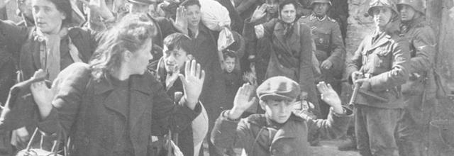 getto warszawskie życie ii wojna światowa