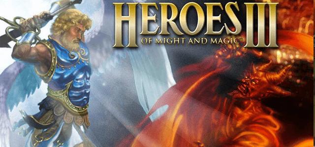 heroes heroes III herosy gry dla pary dwójki dwóch osób w co pograć z dziewczyną chłopaki