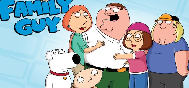 family guy głowa rodziny peter griffin