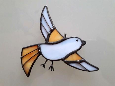 Uccellini appesi
