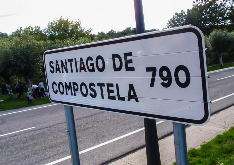 Španělsko, Spain, Camino, Svatojakubská pouť, Navarra, Santiago de Compostela [Mart Eslem]