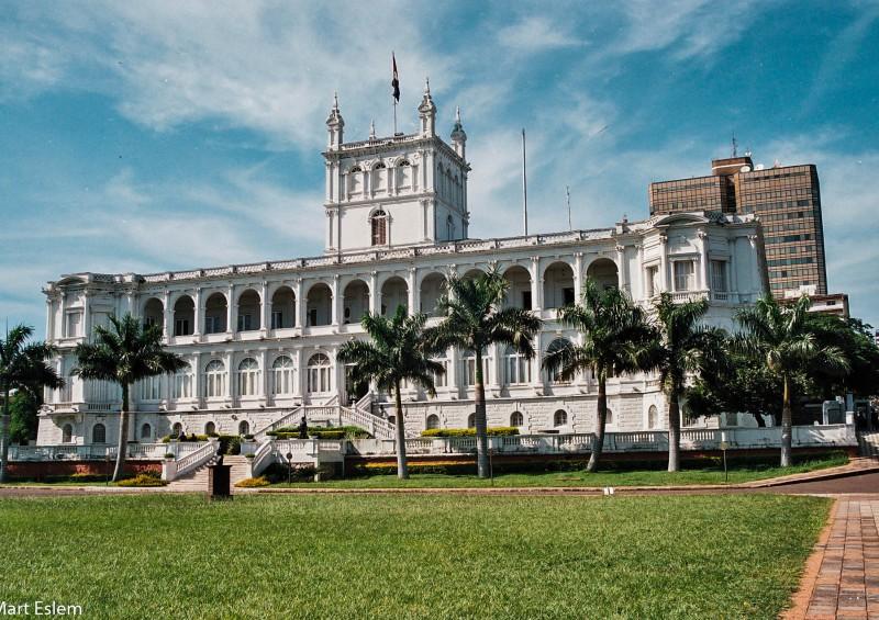 Z Ushuaia do Asunciónu – Argentina, Uruguay, Paraguay [Mart Eslem]