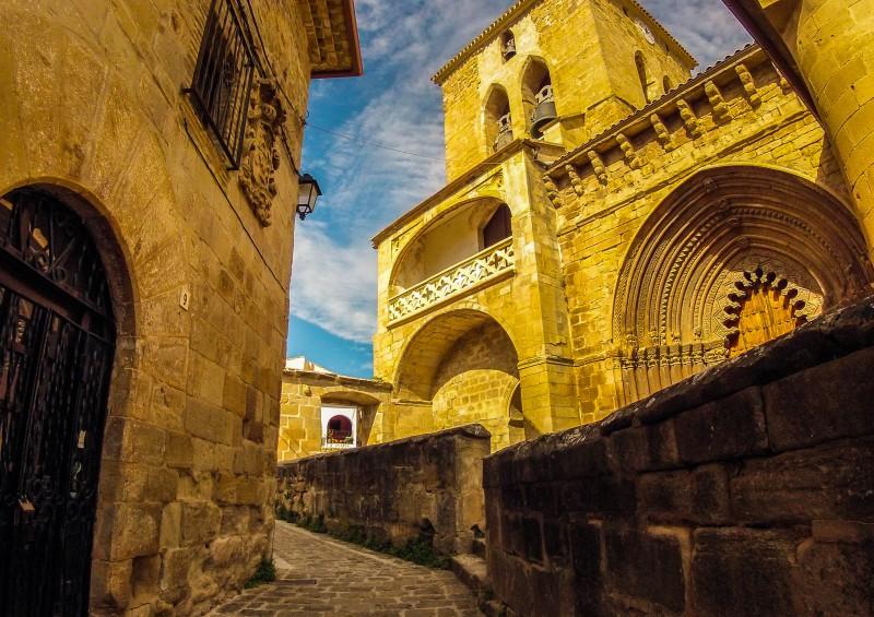 Španělsko, Spain, Camino, Svatojakubská pouť, Navarra [Mart Eslem]