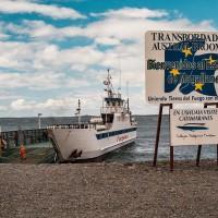 Trajekt přes Magalhaesův průliv – Argentina [Mart Eslem]