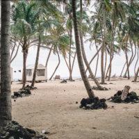 Ekologický kemp, Half Moon Caye, Belize (Mart Eslem)