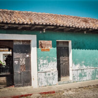 Ubytovna El Hostal, Antigua Guatemala (Mart Eslem)