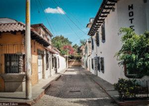 Nádherná zákoutí ulic v Antigua Guatemala (Mart Eslem)