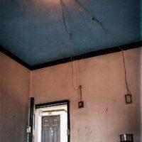 Pokoj v Hospedaje Salvador v Chichicastenangu, Guatemala (Mart Eslem)
