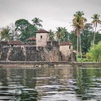 El Castillo de San Felipe, Lago de Itzabal, Guatemala (Mart Eslem)