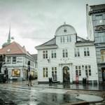 Bergen je hlavní evropské město deště (Mart Eslem)