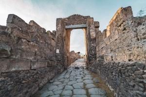 Pompeje Itálie Mart Eslem