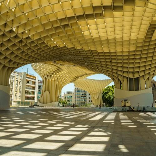 Sevilla Španělsko Mart Eslem