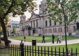 Městská radnice v Belfastu (Mart Eslem)