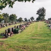 Hřbitov v západním Belfastu (Mart Eslem)