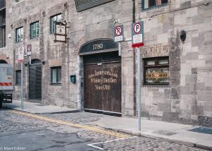 Old Jameson Distillery v Dublinu (Mart Eslem)