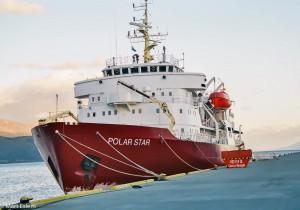 Naše loď Polární Hvězda (Mart Eslem)