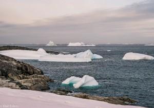 Antarktické panorama (Mart Eslem)