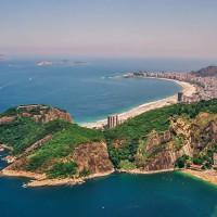 Výhled na pláž Copacabana(Mart Eslem)
