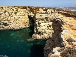 Malta – kapitola 3 – foto 003 – Comino, Malta
