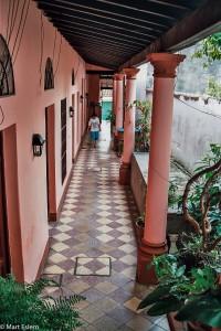 Vstupní hala hotelu Sheik v Asunciónu – Asunción, Paraguay [Mart Eslem]