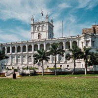 Prezidentský palác v Asunciónu – Asunción, Paraguay [Mart Eslem]