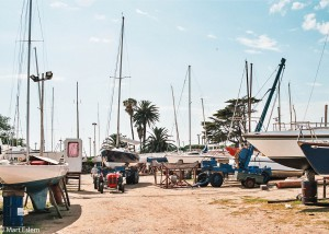 Yacht Club v Puerto del Buceo – Montevideo, Yacht Club, Puerto del Buceo, Uruguay [Mart Eslem]