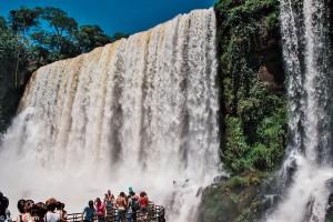 Vodopády Iguazú - Salto Bozzeti – Iguazú, Argentina [Mart Eslem]
