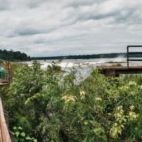 Vodopády Iguazú - lávka k Ďáblovu chřtánu – Iguazú, Argentina [Mart Eslem]
