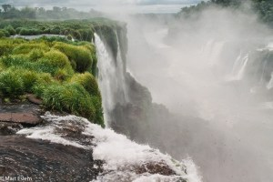 Vodopády Iguazú - argentinský okraj Ďáblova chřtánu – Iguazú, Argentina [Mart Eslem]