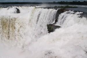 Vodopády Iguazú - pohled do Ďáblova chřtánu – Iguazú, Argentina [Mart Eslem]