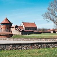 Hrad v Kaunasu (Mart Eslem)
