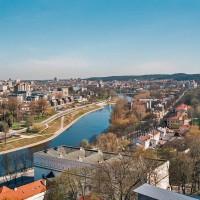 Vilnius - hlavní město Litvy (Mart Eslem)