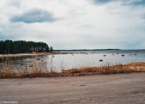 Pobřeží Baltského moře v Estonsku (Mart Eslem)