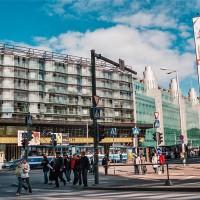 Tallin - moderní část města (Mart Eslem)