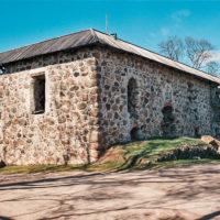 Křižácký hrad v Limbaži (Mart Eslem)