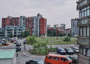 Sídliště v Prištině (Mart Eslem)