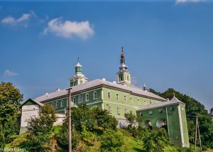 Klášter Svatého Mikuláše v Mukačevu (Mart Eslem)