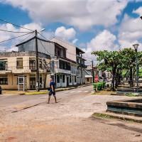 Ospalé hlavní město Cayenne (Mart Eslem)